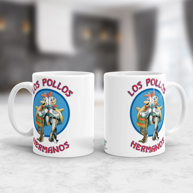 Kubek Breaking Bad Los Pollos Hermanos