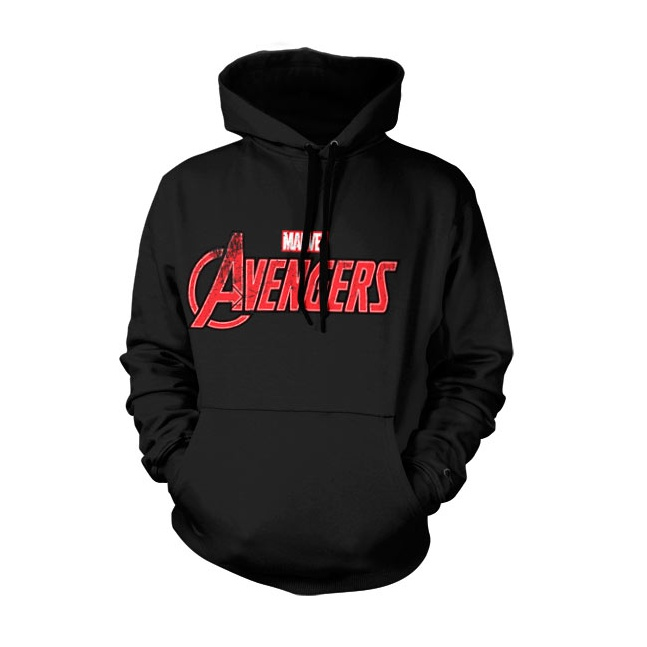 Bluza The Avengers Distressed Logo