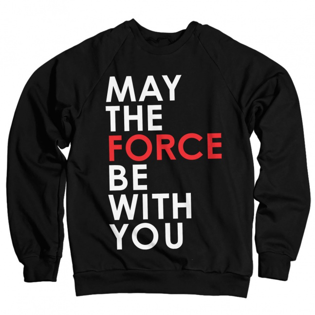 Bluza Star Wars May The Force Be With You