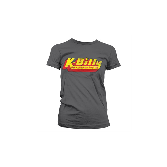 K-Billy - Sounds Of The 70s Girly Tee