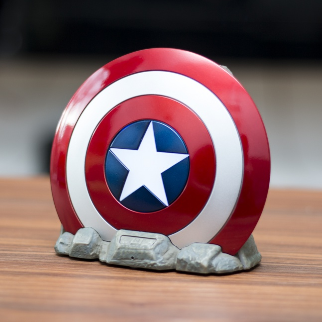 Głośnik Bluetooth Marvel Captain America