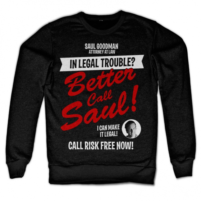 Bluza Better Call Saul In Legal Trouble