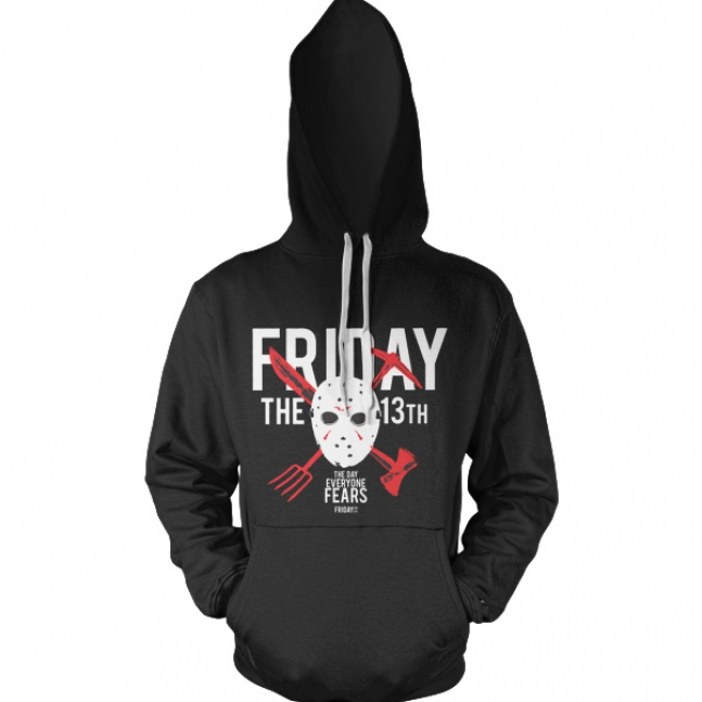 Bluza Friday The 13th - The Day Everyone Fears