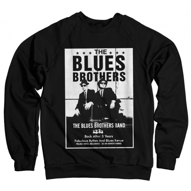 Bluza Blues Brothers Poster