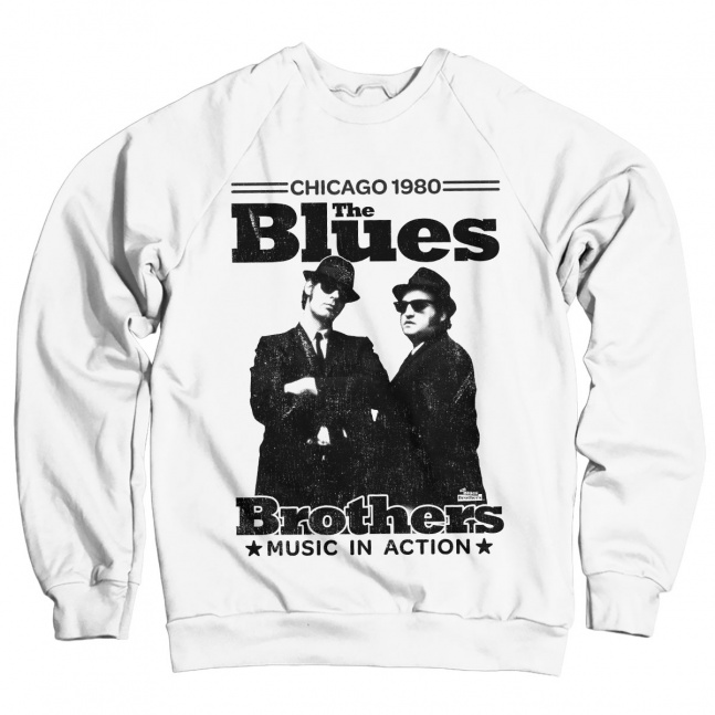 Bluza Blues Brothers Chicago 1980