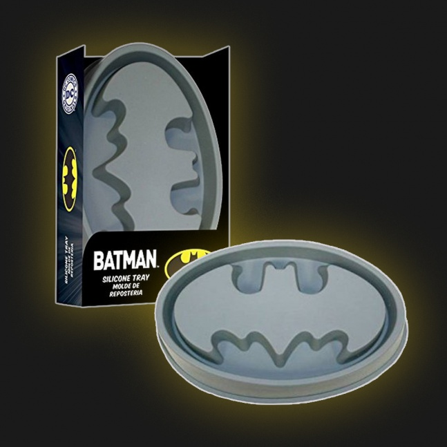 Forma do ciasta Batman Logo