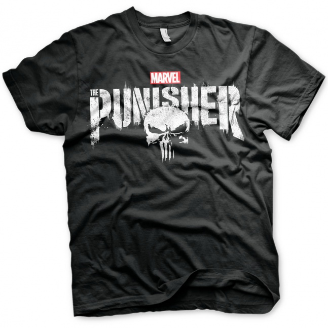 Koszulka Marvel's The Punisher Distressed Logo
