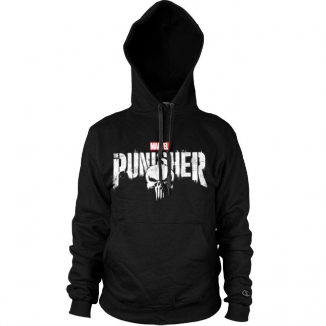 Bluza Marvel's The Punisher Distressed Logo