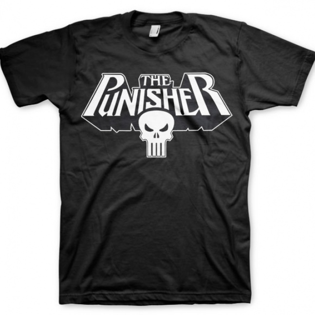 The Punisher męska Logo