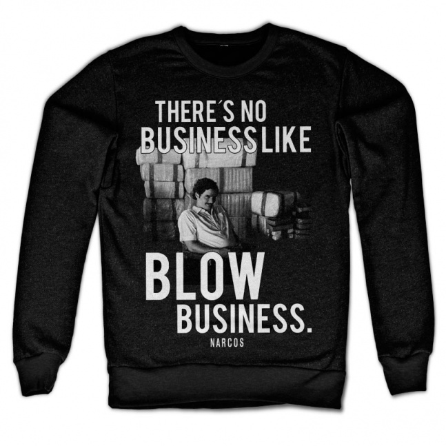 Bluza Narcos Blow Business