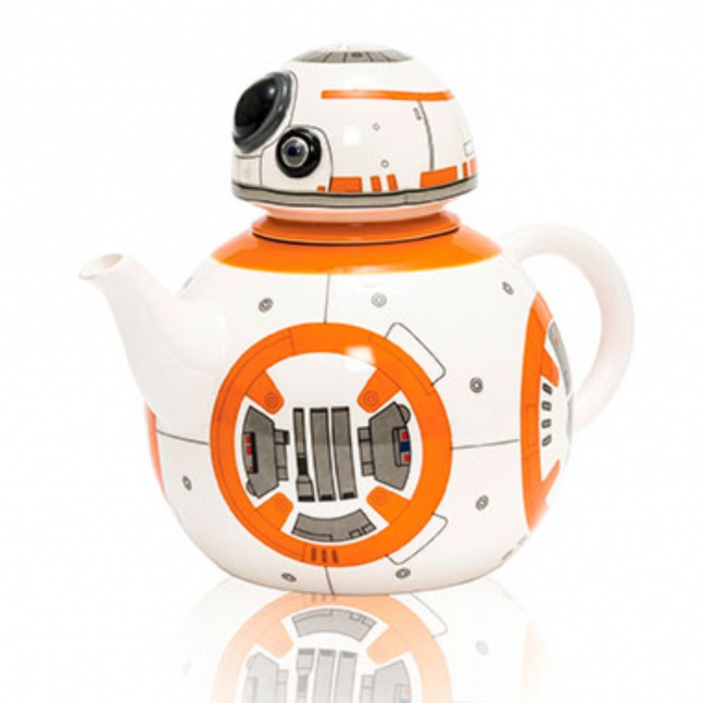 Dzbanek Star Wars BB-8 3D