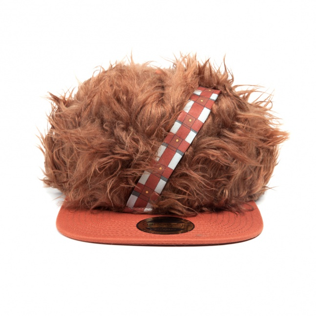 Czapka Star Wars Chewbacca