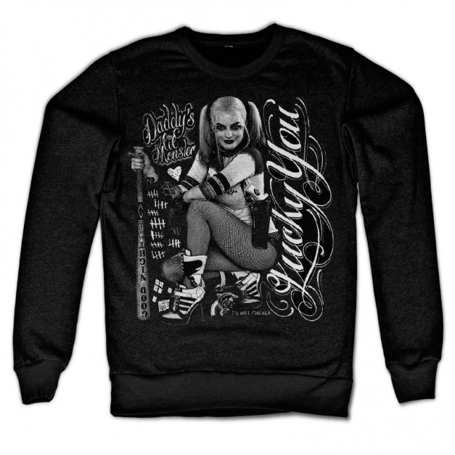Bluza Suicide Squad Lucky You