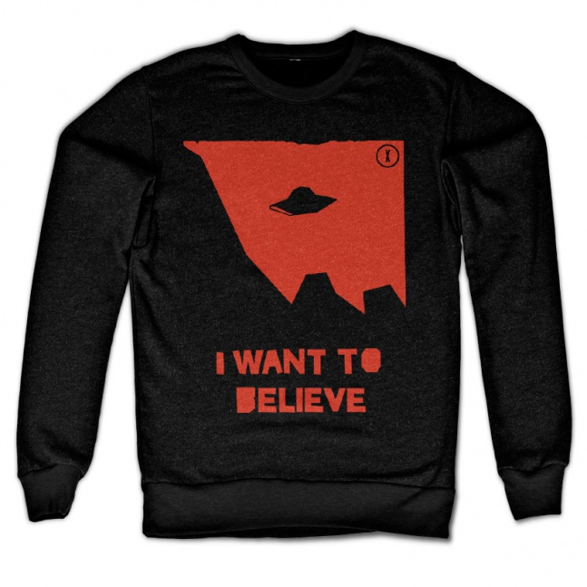 Bluza The X-Files I Wan't To Believe