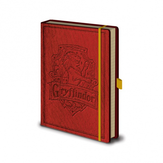 Notes Harry Potter Gryffindor