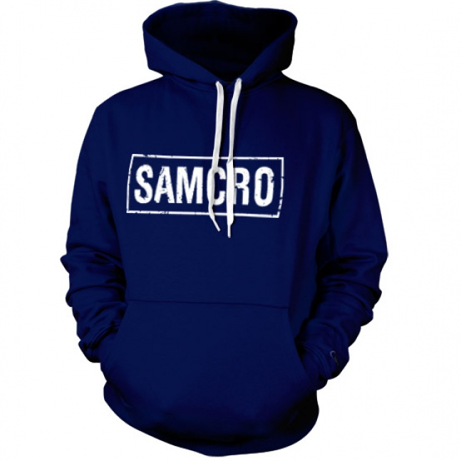 Bluza SAMCRO Distressed