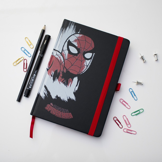 Notes Spider-man Premium