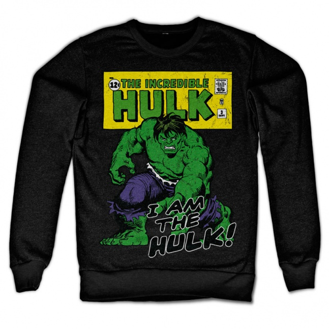 Bluza The Hulk I Am The Hulk