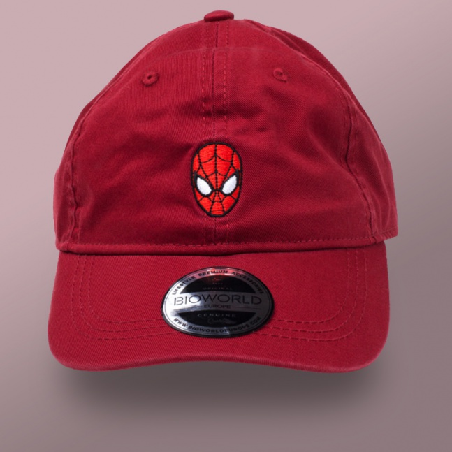 Czapka Spiderman Dad Cap