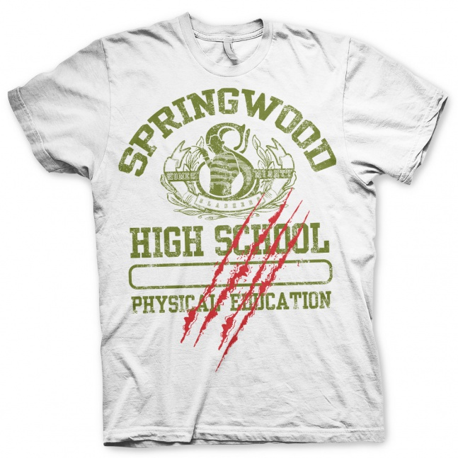 Koszulka Springwood High School