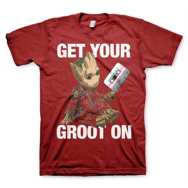 Koszulka Get Your Groot On