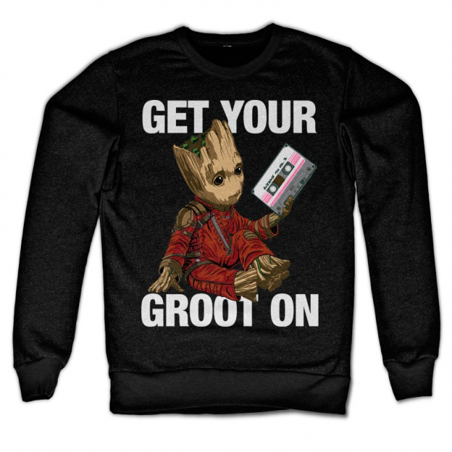Bluza Get Your Groot On
