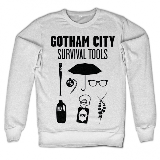 Bluza Gotham Survival Tools