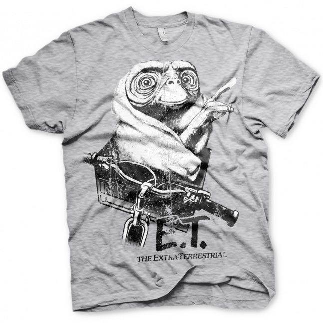 Koszulka E.T. Biking Distressed