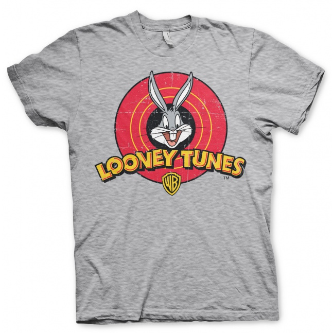 Koszulka Looney Tunes Distressed Logo