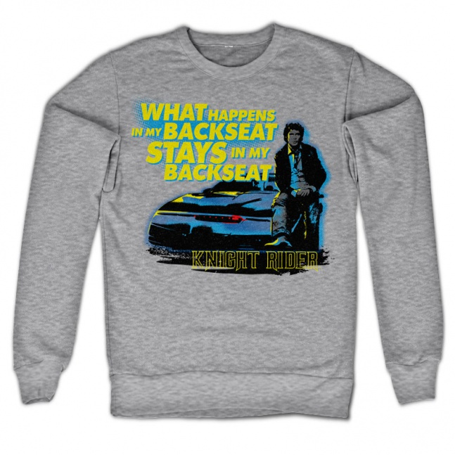 Bluza Knight Rider Backseat