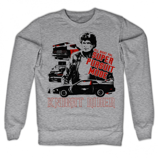 Bluza Knight Rider Super Pursuit Mode