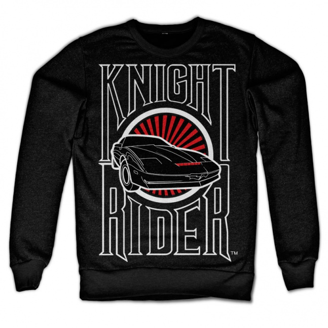Bluza Knight Rider Sunset K.I.T.T.