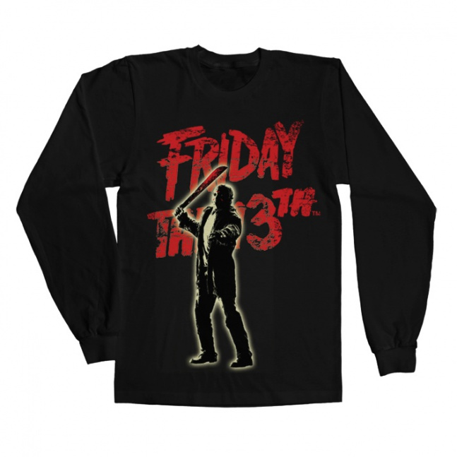 Koszulka Friday The 13th - Jason Voorhees długi rękaw