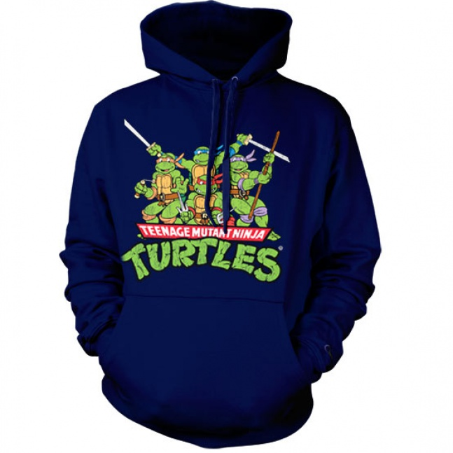 Bluza TMNT Distressed Group