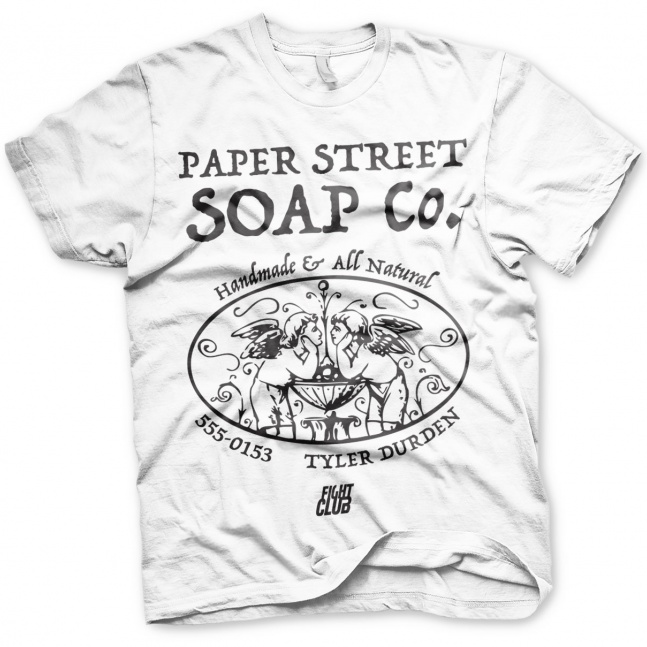 Koszulka Fight Club Paper Street Soap Company