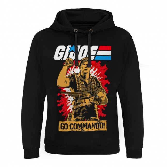 Bluza G.I. Joe - Go Commando Kaptur