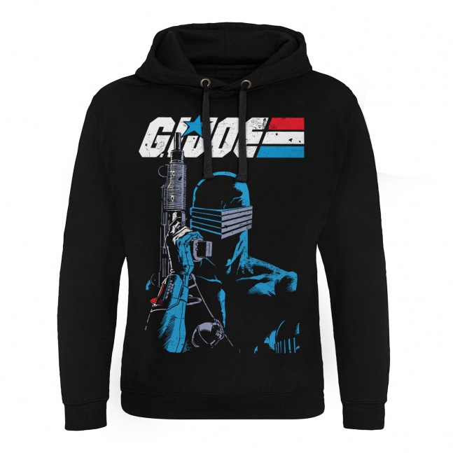 Bluza G.I. Joe - Snake Eyes Distressed Kaptur