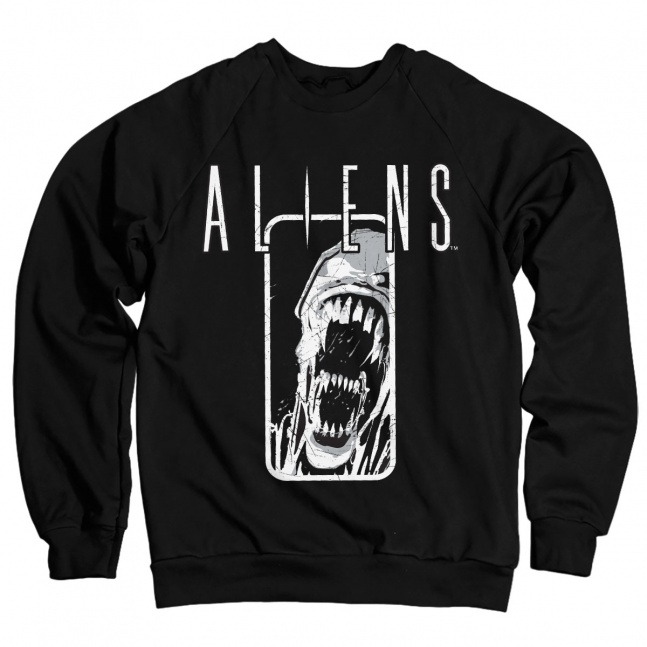 Bluza Aliens Distressed