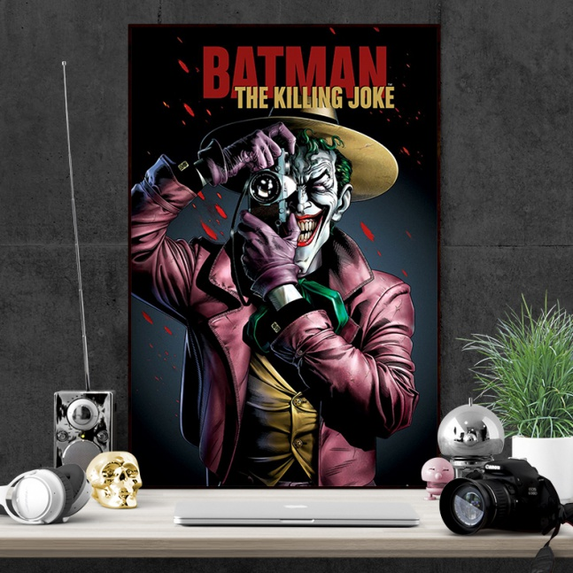 Plakat Batman Killing Joke Animated Movie Cover