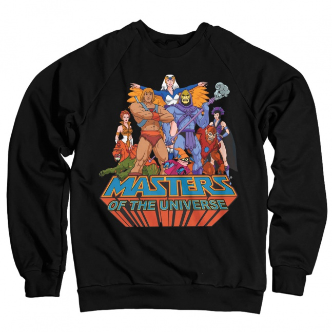 Bluza Masters of the Universe Bez Kaptura