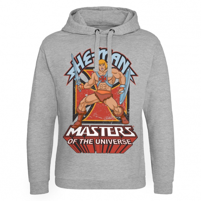 Bluza Masters of the Universe He-Man Epic Hoodie