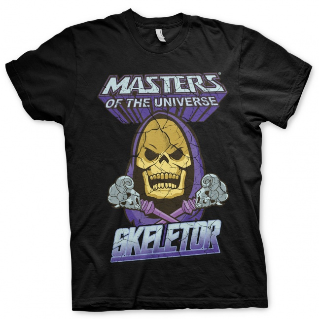Koszulka He-Man Masters of the Universe Skeletor