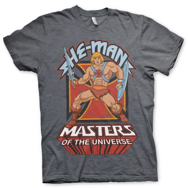 Koszulka Masters of the Universe He-Man