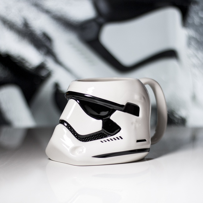 Kubek Star Wars First Order Stormtrooper