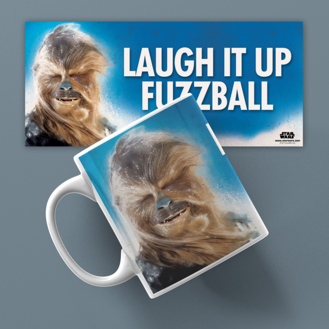 Kubek Star Wars Chewie Fuzzball