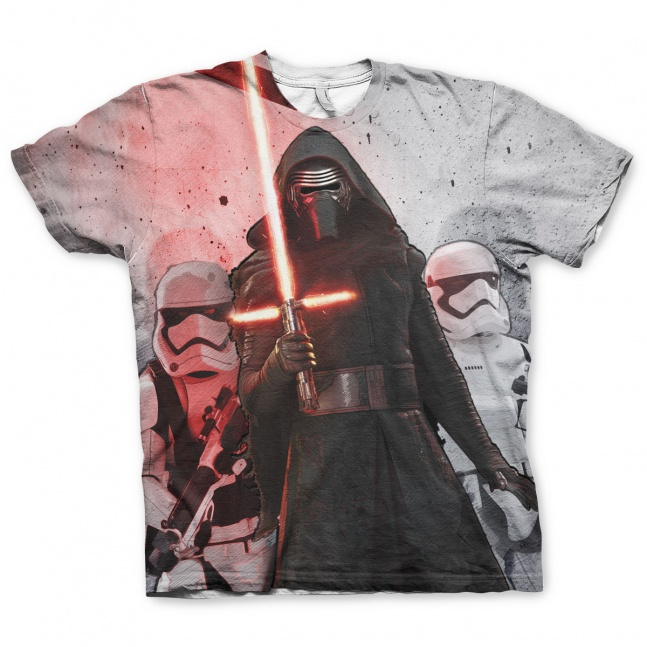 Koszulka Star Wars Kylo Ren Allover