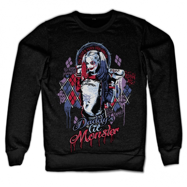 Bluza Suicide Squad Harley Quinn