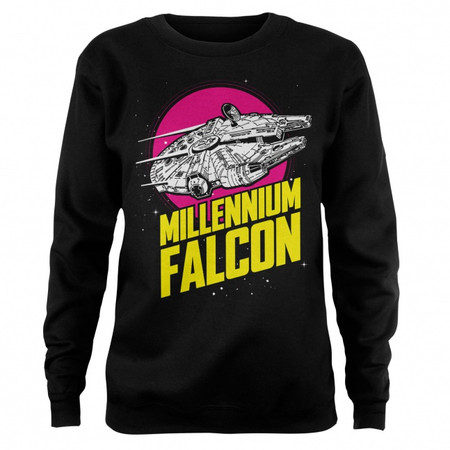 Damska bluza Star Wars Retro Falcon