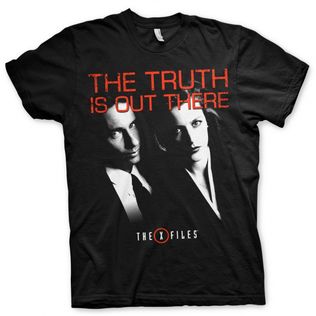 Koszulka The X-Files The Truth Is Out There