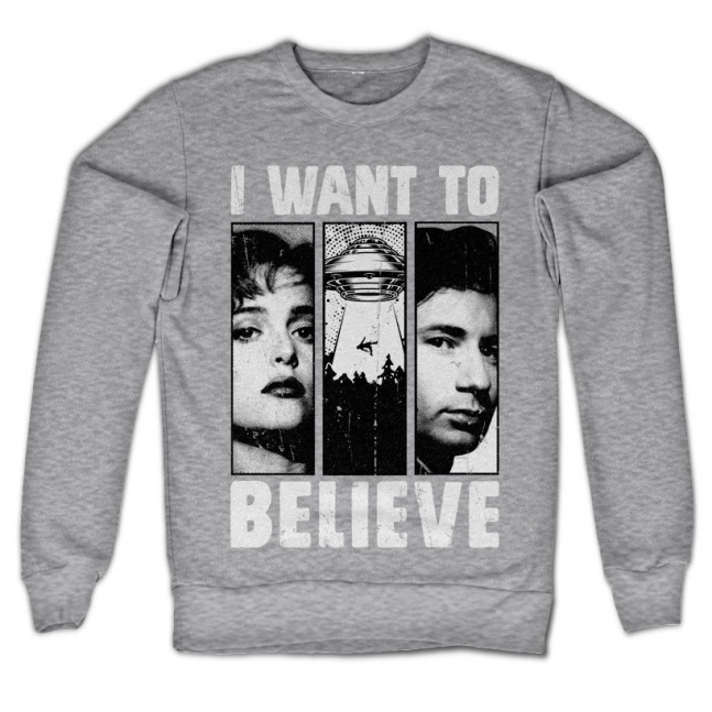 Bluza The X-Files Mulder & Scully